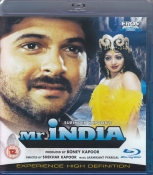 Mr. India Hindi Blu Ray