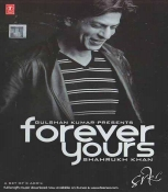 Forever Yours Shahrukh Khan Audio CDs (3 Audio CD Set)