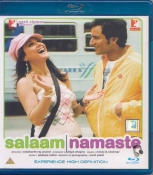 Salaam Namaste Hindi Blu Ray