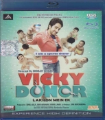 Vicky Donor Hindi Blu Ray