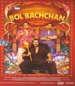 Bol Bachchan Hindi DVD