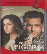 Ek Tha Tiger Hindi DVD YRF