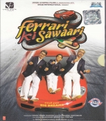 Ferrari Ki Sawaari Hindi DVD