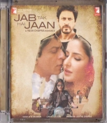 Jab Tak Hai Jaan Hindi Audio CD