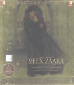 Veer Zaara Collectors Edition Hindi 4 CD Pack