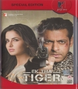 Ek Tha Tiger Hindi DVD