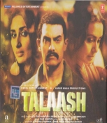 Talaash Hindi CD