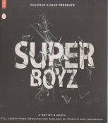 Super Boyz Hindi CD A set of 2 ACDs