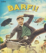 Barfi Hindi DVD