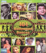 101 Bollywood Dances Hindi Video Songs DVD (3 DVD Pack)