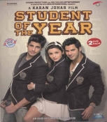 Student of The Year Hindi DVD
