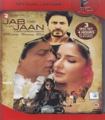 Jab Tak Hai Jaan Hindi DVD