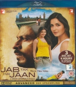 Jab Tak Hai Jaan Hindi Blu Ray
