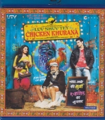 Luv Shuv Tey Chicken Khurana Hindi Blu Ray