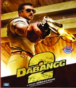 Dabangg 2 Hindi DVD
