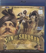 Son Of Sardar Hindi Blu Ray