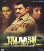 Talaash Hindi DVD