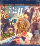 Gangs of Wasseypur II Hindi Blu Ray