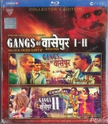 Gangs of Wasseypur I  and II Hindi Blu Ray Combo