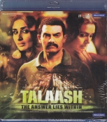 Talaash Hindi Blu Ray