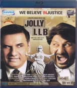 Jolly LLB Hindi Blu Ray