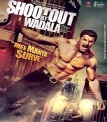 Shootout At Wadala Hindi Songs CD