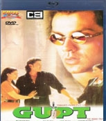 Gupt:The Hidden Truth  Hindi Blu Ray