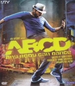 AnyBody Can Dance ABCD Hindi DVD