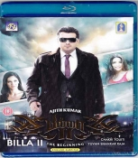 Billa 2 (II) Tamil Blu Ray