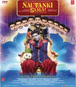 Nautanki Saala Hindi DVD