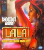 Laila Biggest Bollywood Dance Hits Hindi CD
