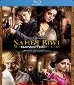 Saheb Biwi Aur Gangster Returns Hindi Blu Ray
