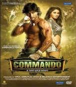 Commando:A One Man Army Hindi DVD