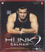 Hunk 2 Salman Khan Hindi 3 CD Set
