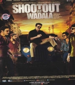 Shootout At Wadala Hindi DVD