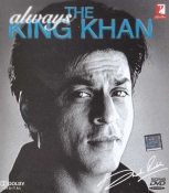 Shahrukh Khan Always The King Khan Hindi Songs DVD