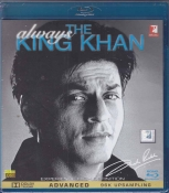 Shahrukh Khan Always The King Khan Hindi 50 Songs Blu Ray