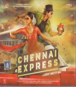 Chennai Express Hindi CD