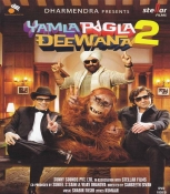 Yamla Pagala Deewana 2 Hindi DVD