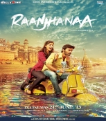 Raanjhanaa Hindi DVD