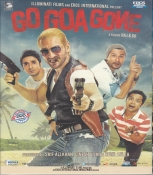 Go Goa Gone Hindi DVD