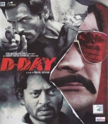 D Day Hindi DVD