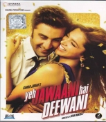 Yeh Jawaani Hai Deewani Hindi DVD