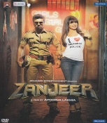 Zanjeer Hindi DVD