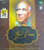 Yash Chopra Forever Hindi 4 Set Songs CD