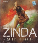 Zinda Spirit of India Music Audio CD