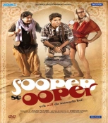 Sooper Se Ooper Hindi DVD
