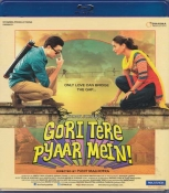 Gori Tere Pyaar Mein Hindi Blu Ray