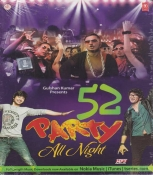 Party All Night 52 Nonstop Hindi Audio Mp3