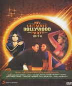 My Ultimate Bollywood Party 2014 Hindi DVD